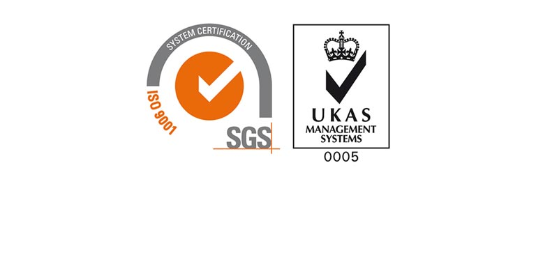 Acquisition of ISO 9001